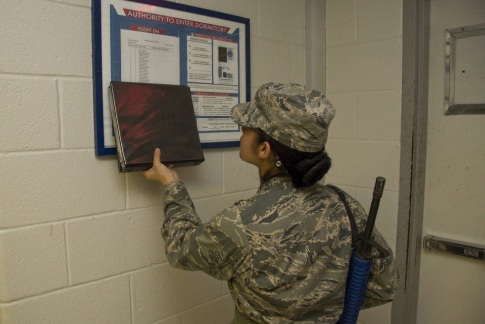 Air force BMT: Duties and Details
