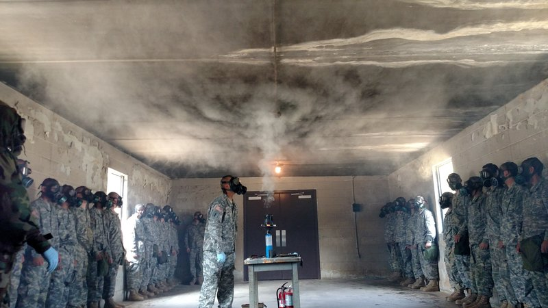 BMT: The Gas Chamber