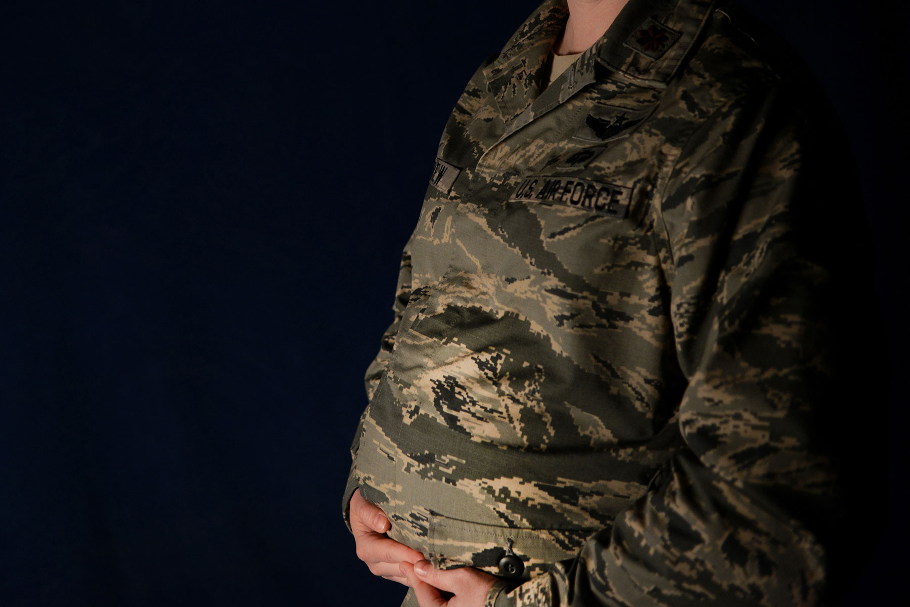 pregnant in Air Force