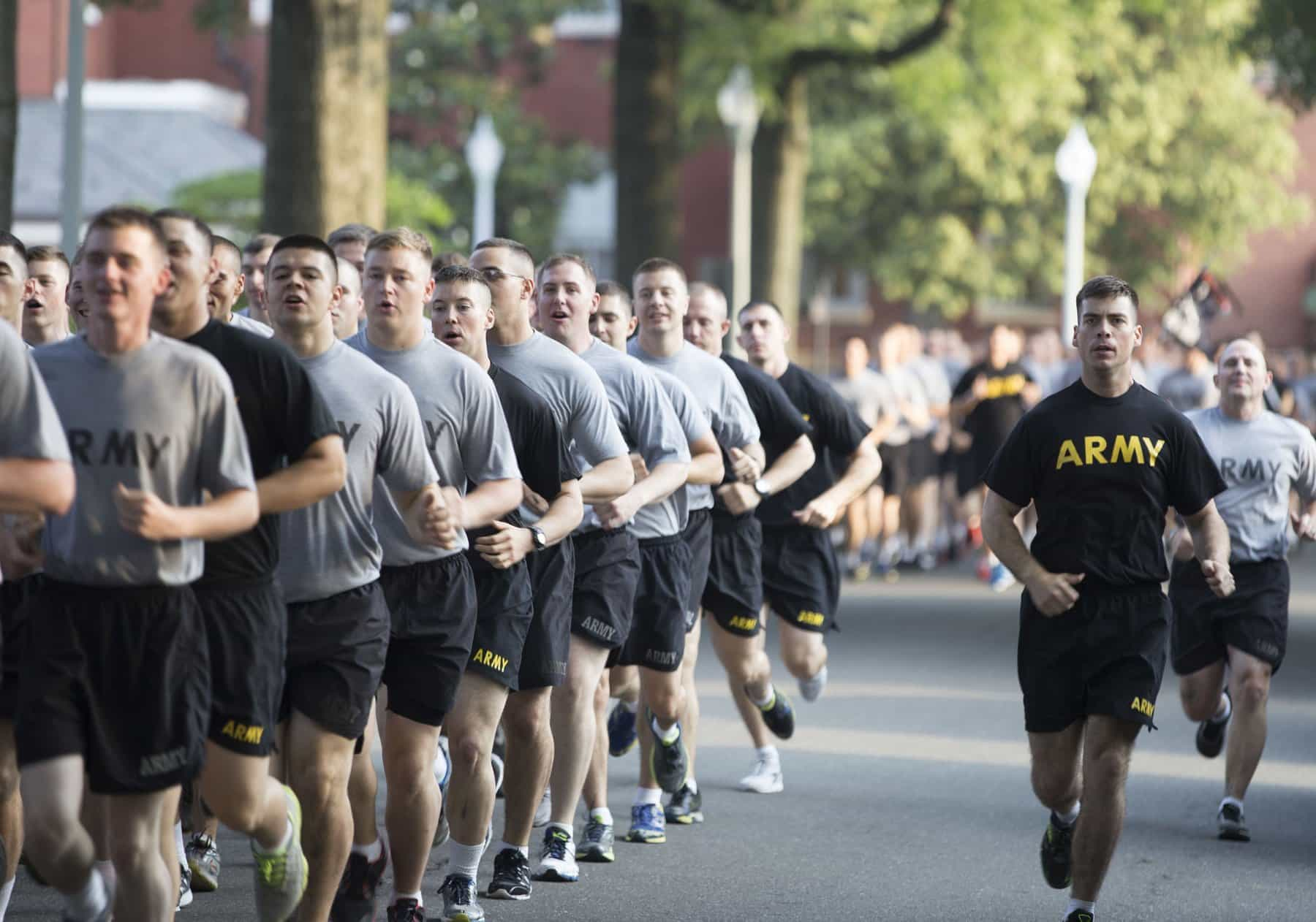 photo airman's run