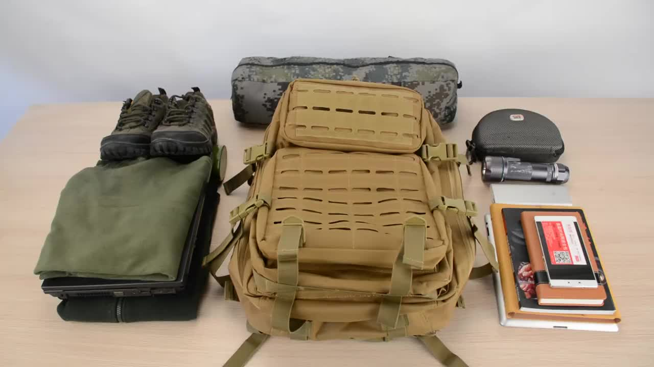 photo air force ots packing list