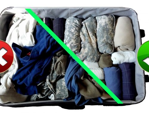 photo OTS air force what to pack