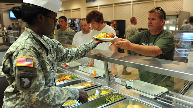 photo air force food