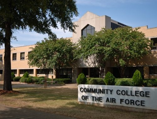 photo Community College of the Air Force