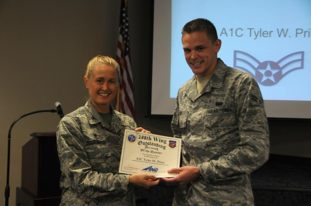photo Airman of the Quarter