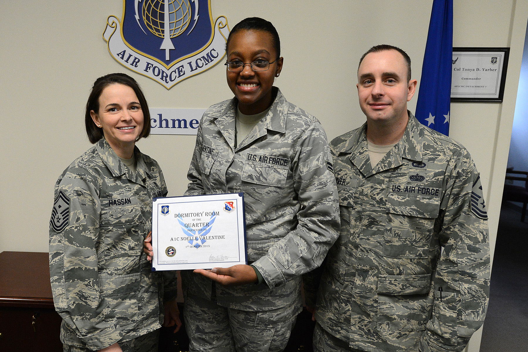 Airman of the Quarter