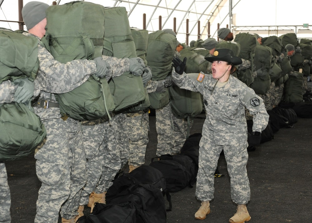 photo air force basic training exercises