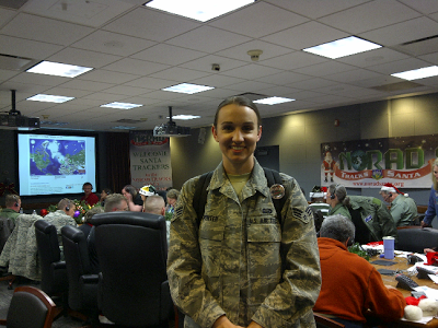 photo air force amy NORADsanta